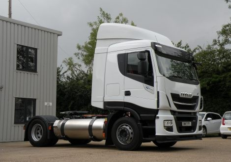 Stralis Active Space Low Roof