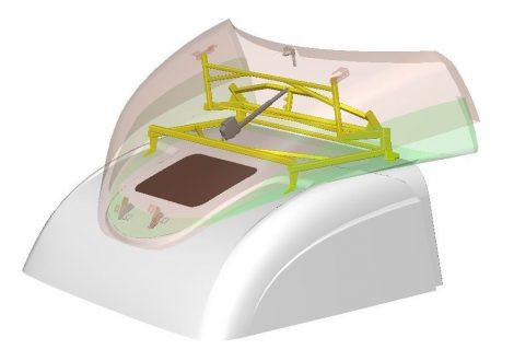 AEROMATIC Auto-Adjust Deflector