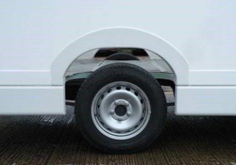External Wheel Arch